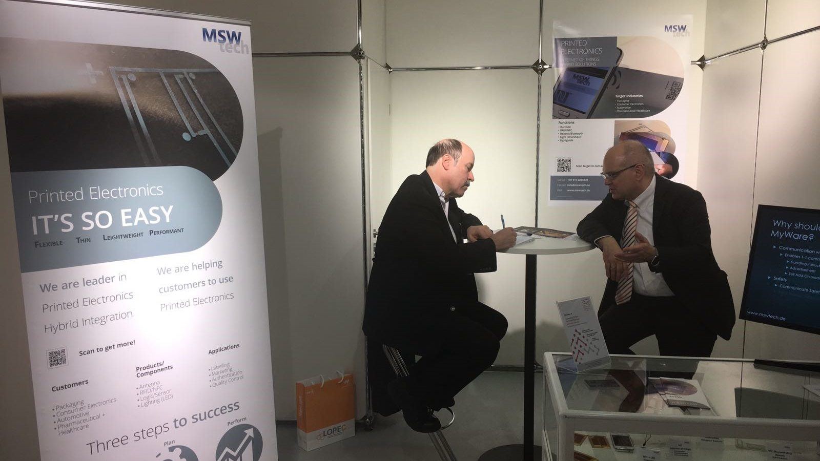 LOPEC 2017 Exhibition MSW