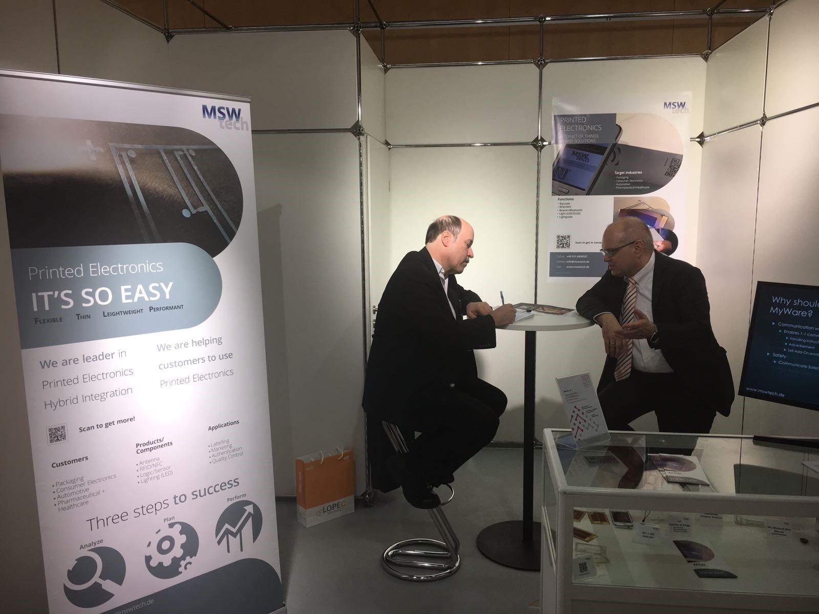 LOPEC 2017 Exhibition MSW