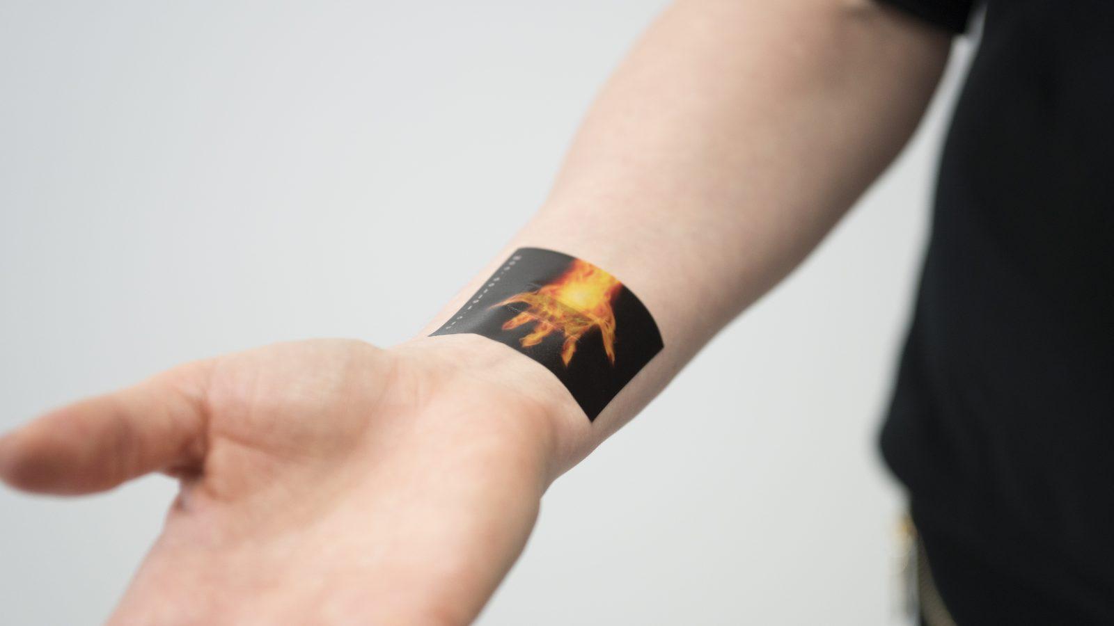 NFC-Tattoo