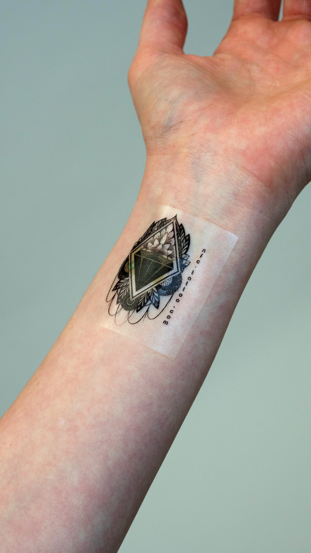 NFC Tattoo